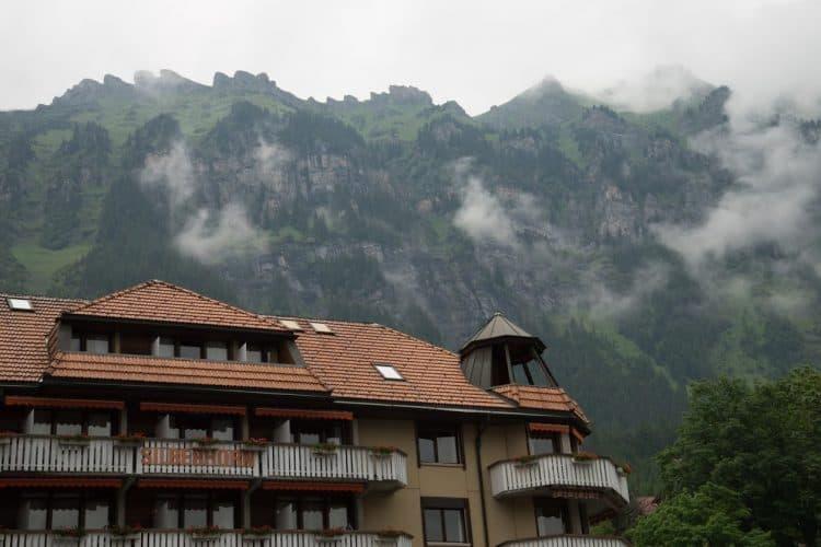 Silberhorn Hotel.