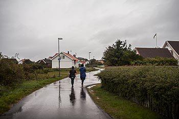 West Sweden: Rainy charm on Vrångö Island