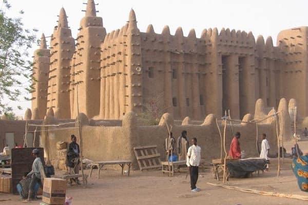 Mali: A City of Mud in Djenne
