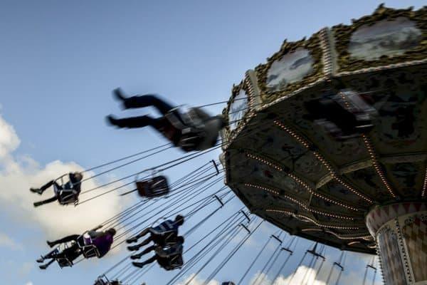 Liseburg Amusement Park.