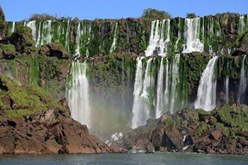 Argentina: Falling For Iguazu Falls