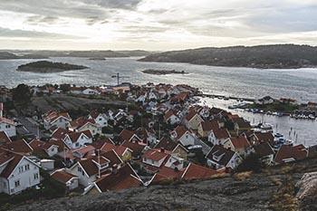 Sweden: Fjallbacka Photo Gallery