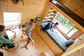 A Tiny House Stay in a Mystery Location