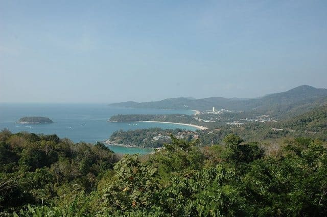 Phuket Town in Thailand, another 'Destination Of The Week' was featured in September.