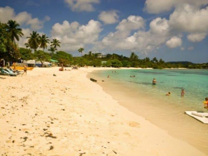 Sapphire Beach, St Thomas, US Virgin Islands...is this the best beach on Earth?