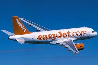 EasyJet is a great way to get around Europe, photo by EasyJet