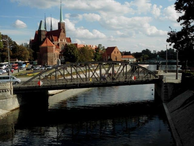 Wroclaw, City of 100 Bridges