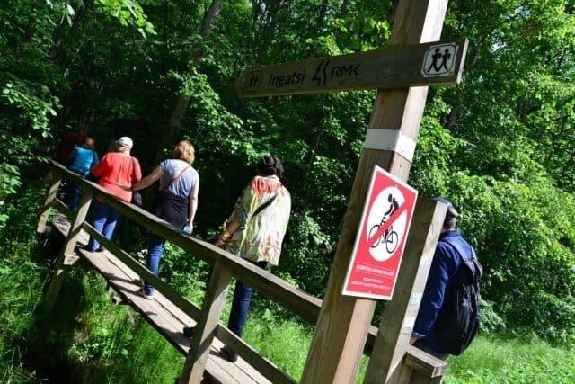 Estonia: Wandering through Soomaa National Park
