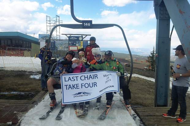 The new Flat Top Flyer at Powderhorn Mountain will get guests up the mountain in 6 minutes, photo by Free Press.