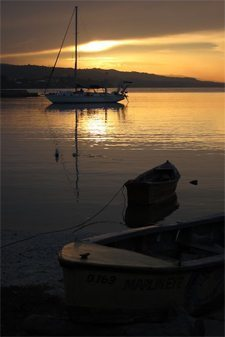 sunset-in-the-bay