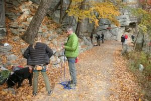 New York: Walking in the Catskill Mountains