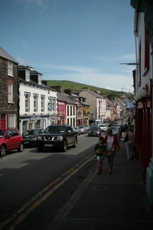 Dingle Peninsula was the last stop on our tour.