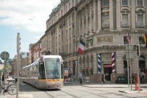 "The Boston Boy Visits Dublin: ""Wicked Brilliant!"""