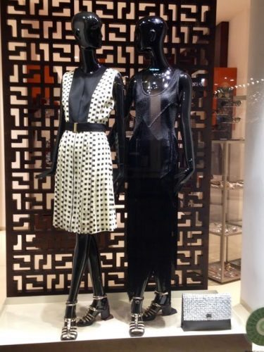 I'm inspired seeing my first love after travel, fashion... (Window shopping, Trapani).