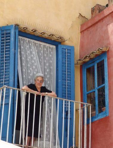 Nonna at Duca de Castelmonte.