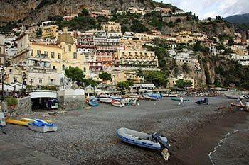 Italy: A Peaceful Retreat on the Amalfi Coast