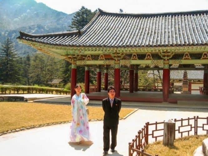 Branson Quenzer travels through North Korea, Branson Quenzer photos.