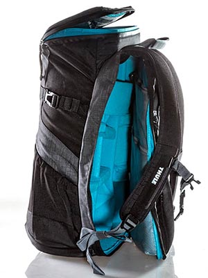 4833727ed2f1 Thule Covert DSLR Rolltop Backpack  199.95. Thule Perspective Backpack