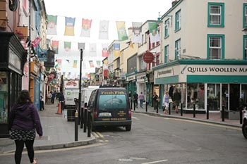 Touring Ireland and the Dingle Peninsula