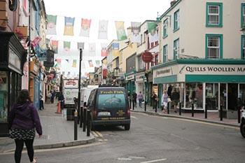 Touring Ireland and the Dingle Peninsula