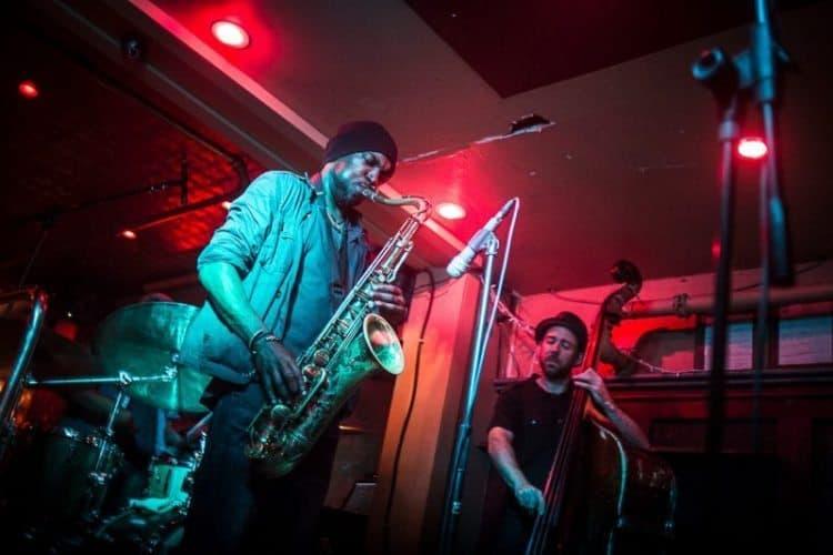 The Burlington Jazz Festival. Photo by Andy Castillo.