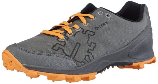 Icebug Men's Traction Running Shoe.