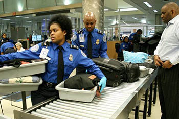 how TSA Screenings have changed during the pandemic.