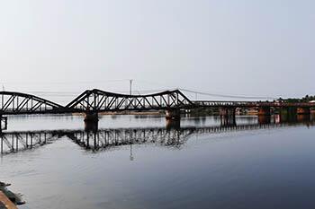 Cambodia: Just Over That Bridge