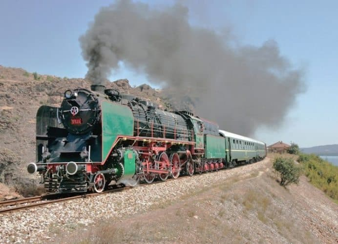 Bulgaria: Septemvri to Dobriniste by Train