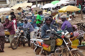 Congo: Spencer Conway's African Motorcycle Diaries