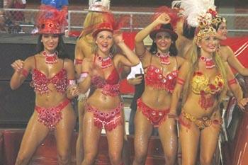 Paraguay's Carnival: Cheap Fun