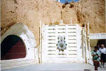 Famous Star Wars Slumbers: Sidi Driss Hotel