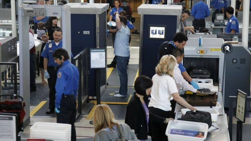 Breeze Through Airport Security Lines