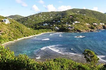 USVI: Hiking in St John