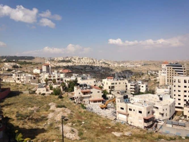 Bethlehem Landscape