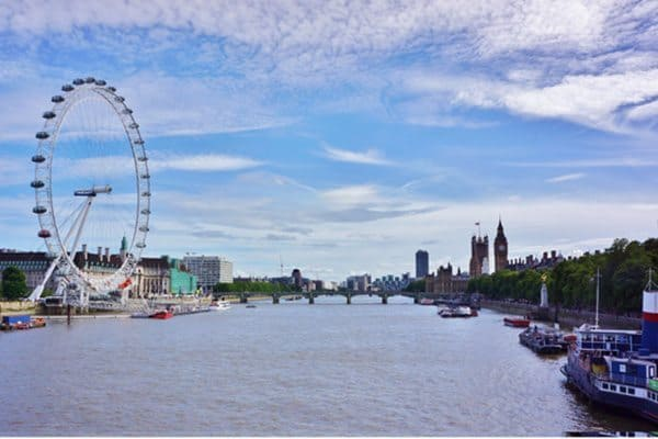 England: London Attractions Not So Common
