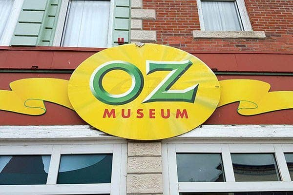 Wamego, Kansas: Embracing Oz 3