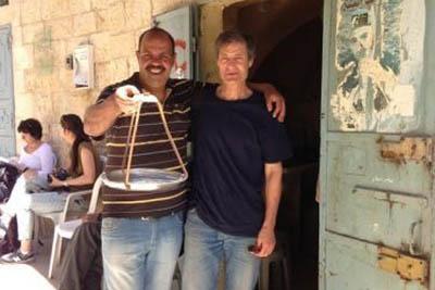 West Bank: Sami the Tea Guy