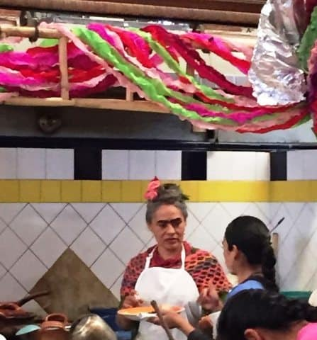 Wannabe Frieda Kahlo Otlacan