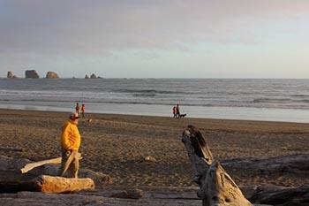 Washington: La Push and the Quileutes
