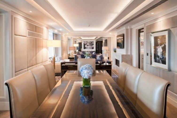 The Wellesley Hotel: Your Own Royal Residence