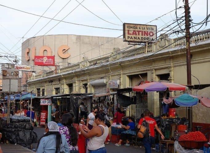 Cine El Centro San Salvador