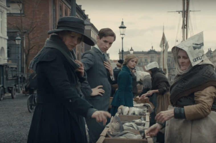 """Scene shot in Copenhagen in the movie, """"The Danish Girl."""""""
