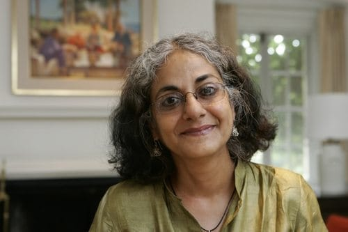 Githa Hariharan, author of Almost Home, Finding a Place in the World