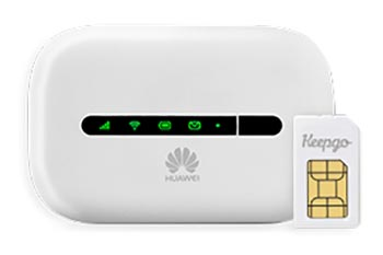 Bring Your Own Wi-Fi When You Travel!