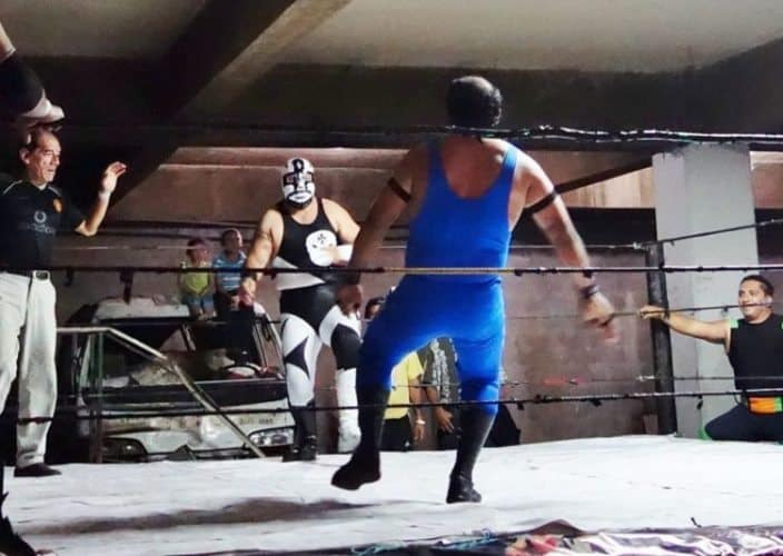 El Salvador Underground Gladiators Gonomad Travel