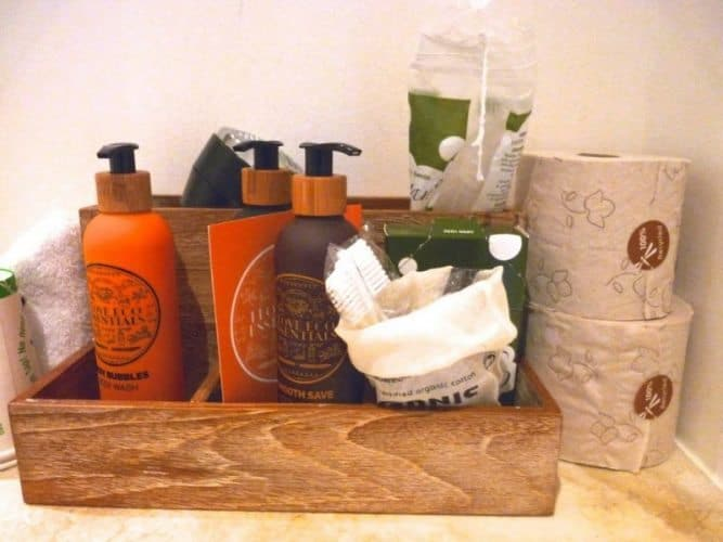 Amenities at Hotel Babette