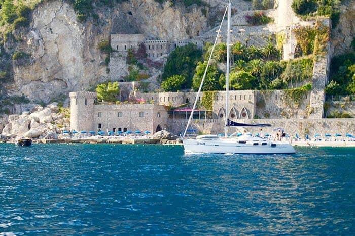 Italy: Kayaking the Amalfi Coast 3
