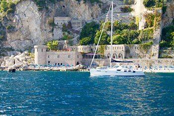 Italy: Kayaking the Amalfi Coast