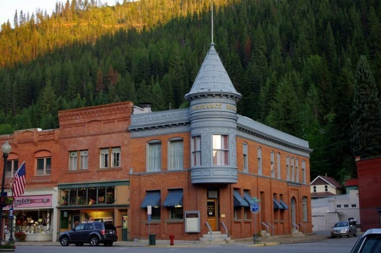 Wallace, Idaho: A Silver Town's Gilded Past